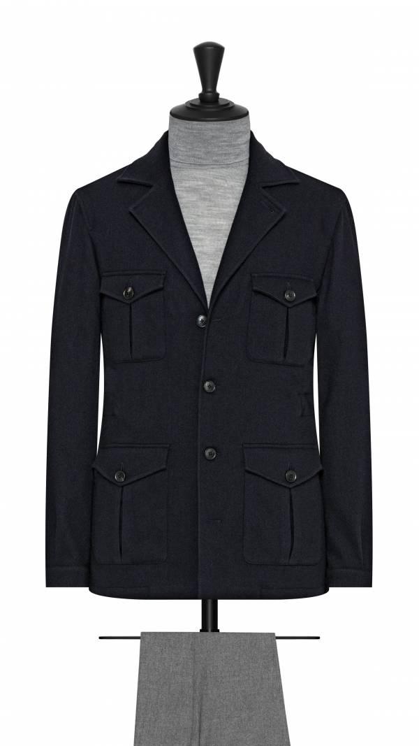 Custom-made jacket 8743