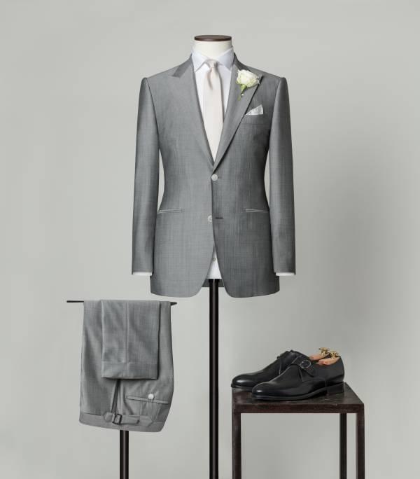 Весільний костюм WWM006